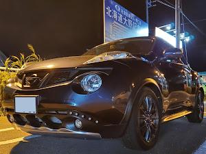 ジューク  16GT FOURのカスタム事例画像 yoshi-gさんの2020年09月11日20:26の投稿