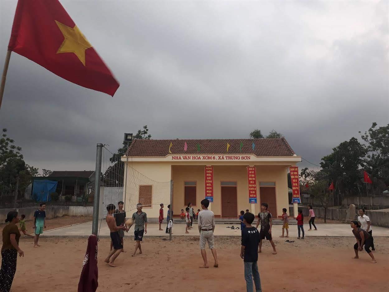 Nhà văn hóa cộng đồng - nơi lưu giữ các sinh hoạt  văn hóa, thể thao truyền thống