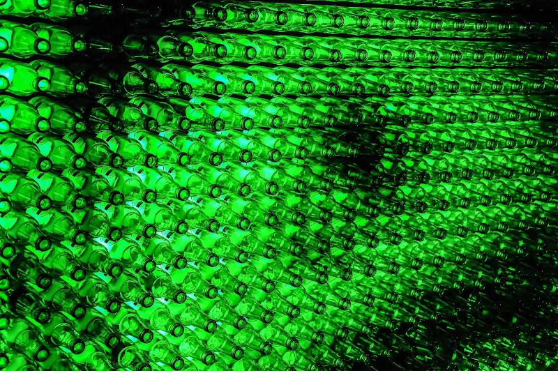 mi ricordo bottiglie verdi di domenicolobinaphoto