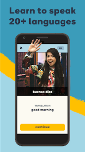Learn Languages with Memrise MOD APK [Premium Subscription Unlocked] 1