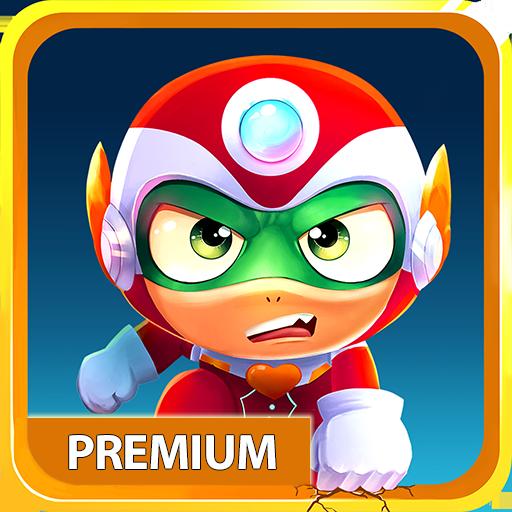 Superheroes Junior: Robo Fighting  Offline Game