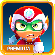Superheroes Junior: Robo Fighting  Offline Game