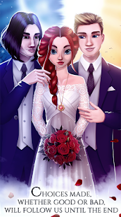 Love Story Games: Vampire Romance Screenshot