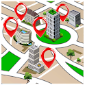 Place Finder Free icon