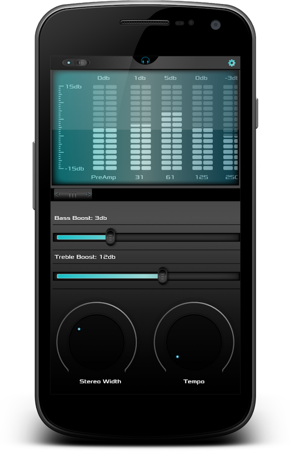Equalizer Ultra™ (10 Bands)- screenshot
