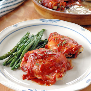 Nonna's 4-Ingredient BBQ Chicken