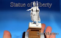 Statue of Liberty ‐San Marino‐