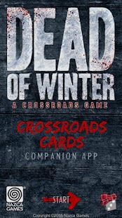 Dead of Winter: Crossroads App- screenshot thumbnail