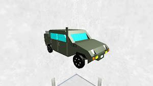 軽装甲車(装甲なし)