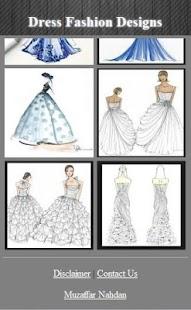 Dress Fashion Designs - náhled