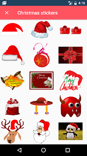 Christmas Photo Stickers and Frames:PhotoSolutions- screenshot thumbnail