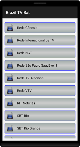 Brazil TV MK Sat Free for PC