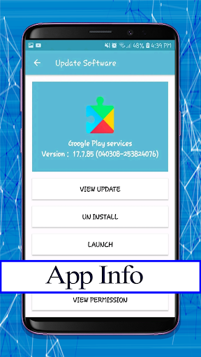Update software - Update software of Play Store 1.9 Screenshots 5