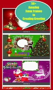 Xmas Photo Frames screenshot 7