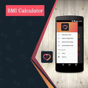BMI Calculator - BMI, BMR & Body Fat Calculator - náhled