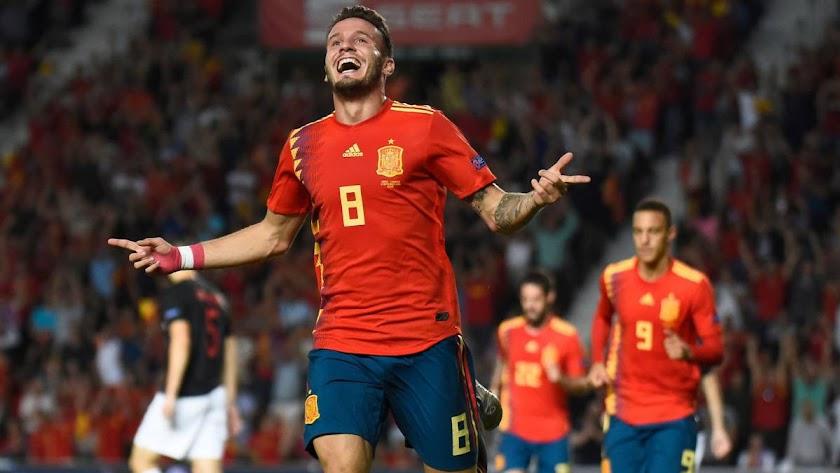 España 6 - 0 Croacia