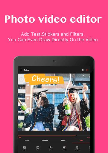 VideoShow Video Editor, Video Maker, Beauty Camera  screenshots 13
