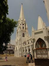 Photo: #008-Chennai. Cathédrale Saint-Thomas
