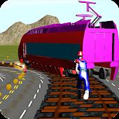 Subway Chase of Mario 3D