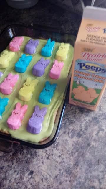 Marshmallow Bunny Bars