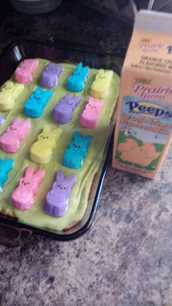 Marshmallow Bunny Bars Recipe