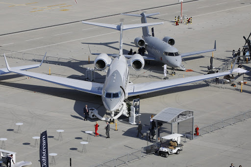 Business aviation's thriving industry to be showcased at Dubai Airshow 2021