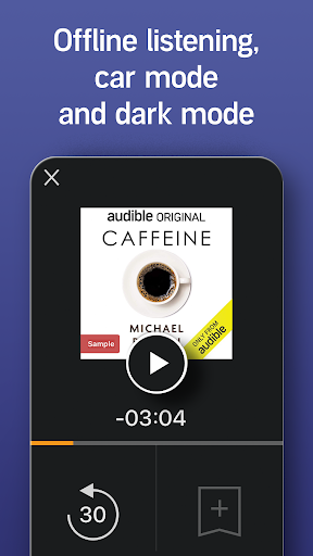 Audible Audiobooks: Stories & Audio Entertainment apktram screenshots 4