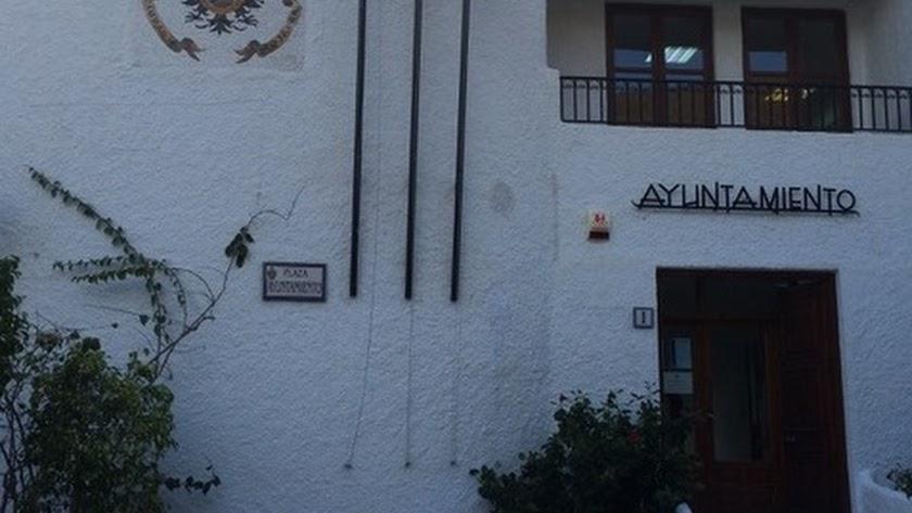 Ayuntamiento de Mojácar.