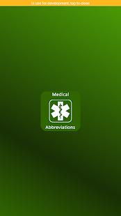 Medical Abbreviations - náhled