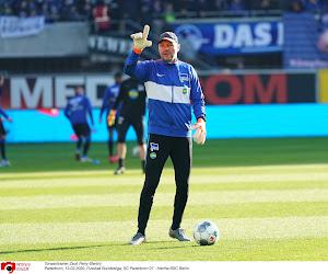 L'entraîneur des gardiens du Hertha Berlin, ancien de Charleroi et Gand, viré pour propos déplacés