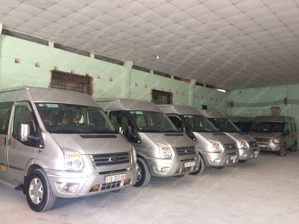 Dịch vụ thuê xe 16 chỗ ở đâu chất lượng tốt nhất?