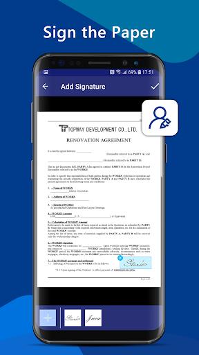Scanner Free - Scan Passport, ID Card to PDF 1.1.8 screenshots 5