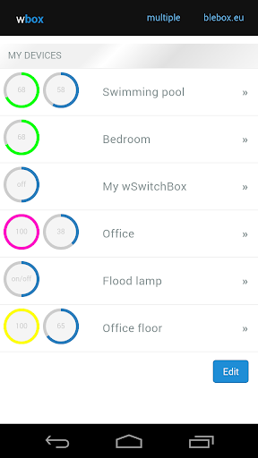 wBox - control everything