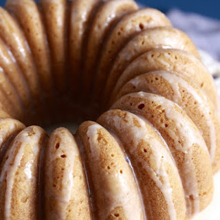 Lemon Lavender Bundt Cake Recipe
