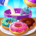 🍩🍩Make Donut - Interesting Cooking Game icon