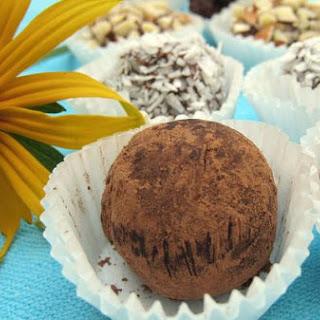 Cookies Choco-Nana Truffles.