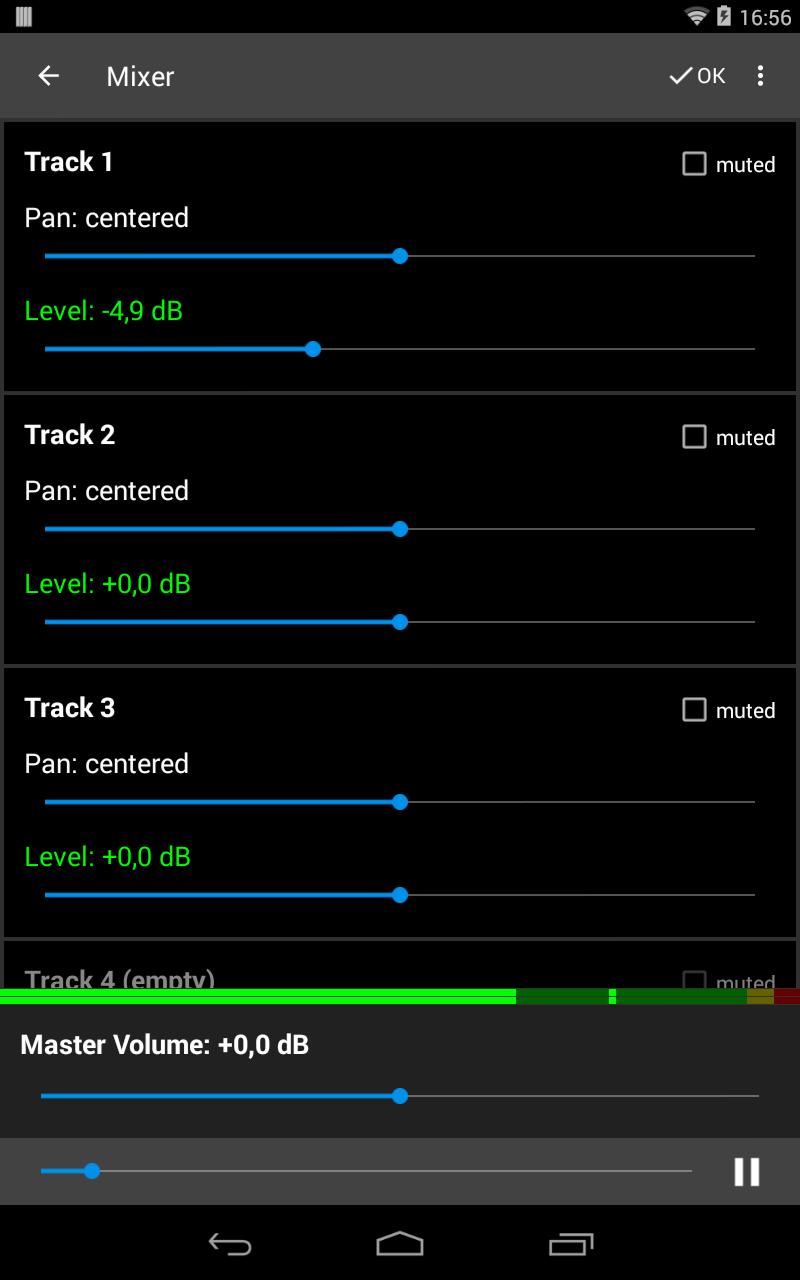 Aubade Audio Studio Screenshot 10