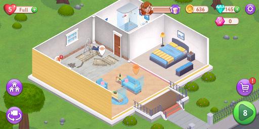 Decor Dream: Home Design Game and Match-3 1.12 de.gamequotes.net 5
