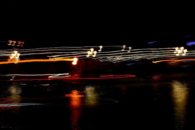 Scie di colore a Venezia di Andrea F