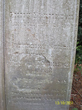 Photo: 18-Emma Frampton, died February 20th 1902, also------- Sarah of ---- 1902