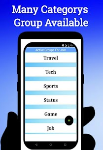 Active Groups For Join 2