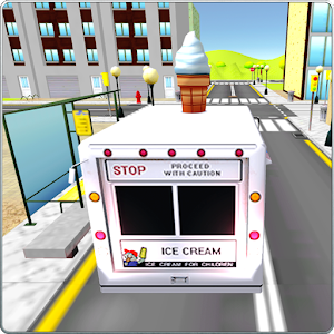 IceCream Delivery Truck Sim 3D for PC and MAC