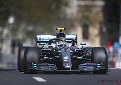 GP Azerbaïdjan : nouveau triomphe des Mercedes, Bottas devient leader !