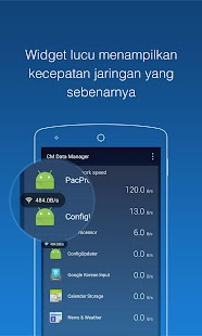 CM Data Manager- gambar mini screenshot