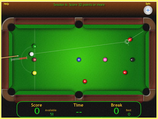 SNOOKER GAME 2015