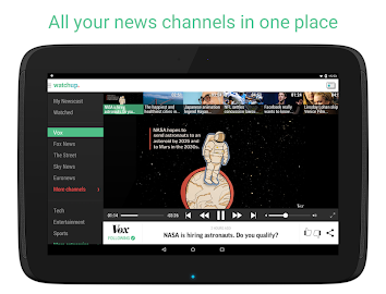 Watchup: Video News Daily Screenshot 9