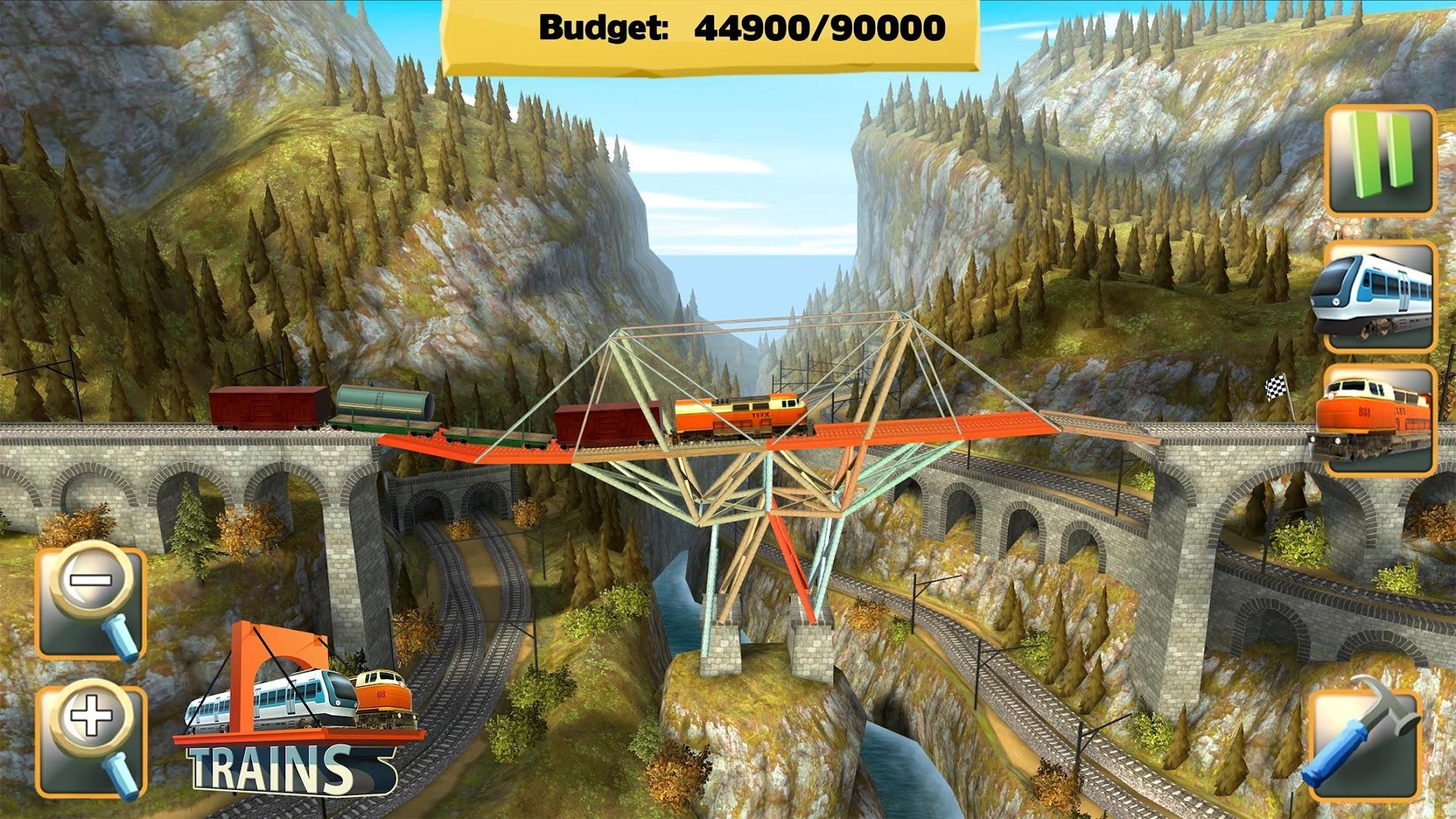 Bridge Constructor screenshot #12
