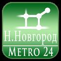Nijniy Novgorod (Metro 24) icon