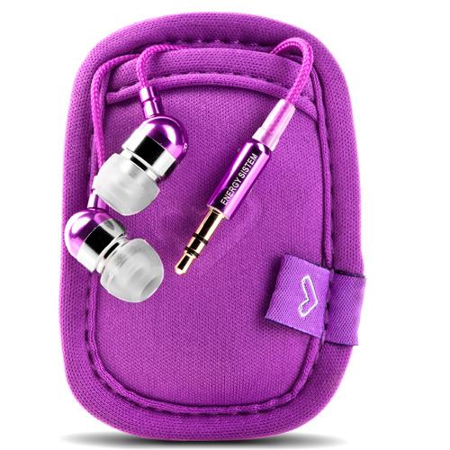 Photo: Energy Sistem Écouteurs intra-auditifs Energy Urban 300 Avec pochette de néoprène (Existe en plusieurs couleurs) : http://bit.ly/KR8ILr