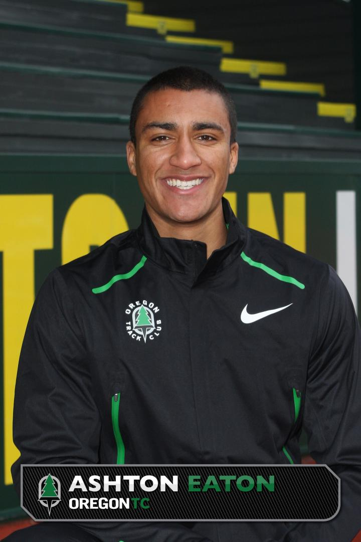Ashton Eaton - OTC Elite